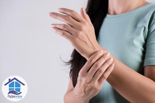 درمان بی حسی دست