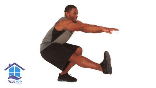 تمرین برای پای پرانتزی