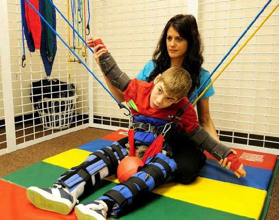 تمرینات کاردرمانی کودکان