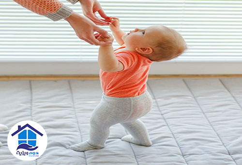 سن راه رفتن کودک