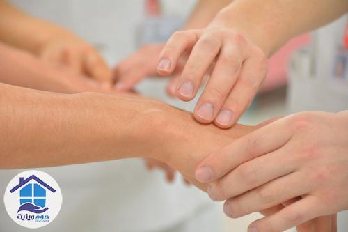 درمان حرکت دست و انگشتان