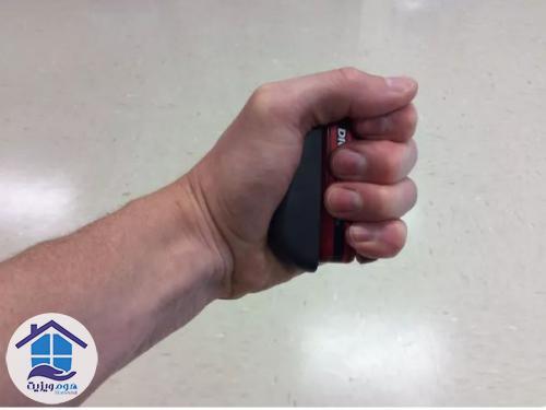 فیزیوتراپی انگشت دست