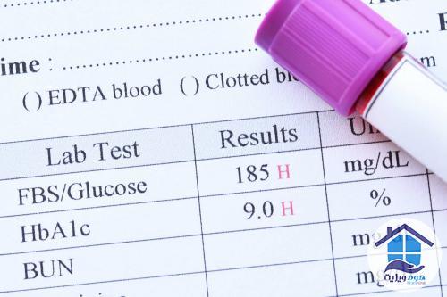 آزمایش HbA1c