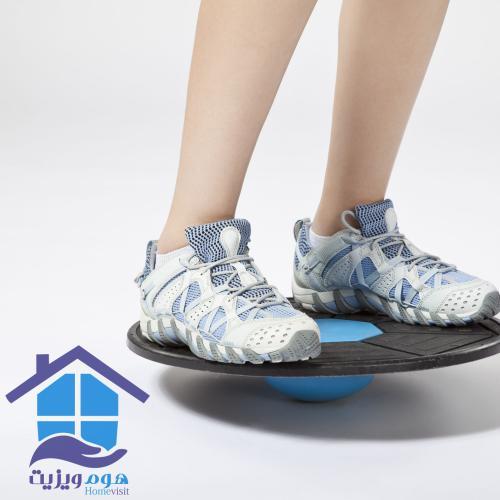 تمرینات تعادلی حس عمقی