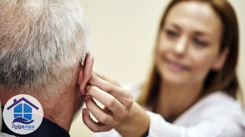تشخیص سکته گوش