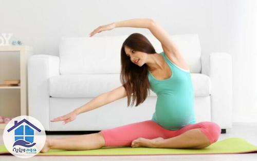 رزش در بارداری