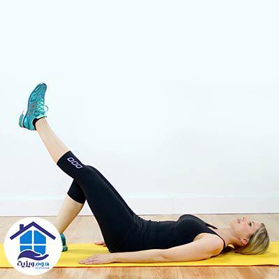 تقویت عضلات چهارسر بالا