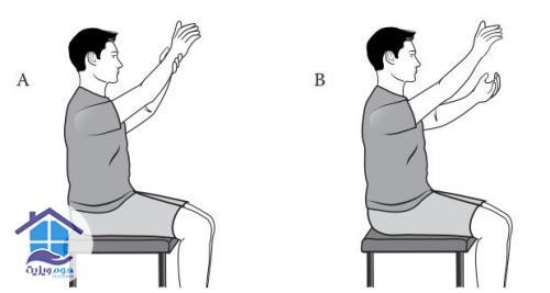 صاف کردن آرنج