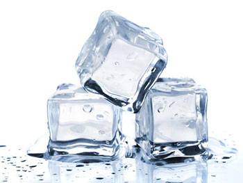 درمان گردن درد یا یخ